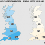 Some thoughts on straight lines across UK maps