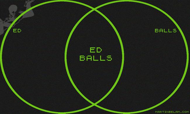 Ed Balls Vennfest