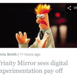 Current status: Winning at the internet with Trinity Mirror