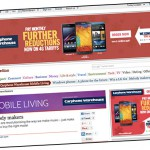 Guardian shows why mobile design has to work for commercial content as well as editorial content