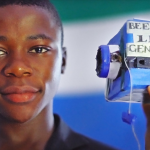 """Inspiring computer hardware for young people in the developing world"" – Yonatan Raz-Fridman at #qznextbillion"