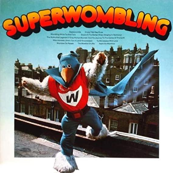The Superwombling LP