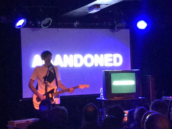 TVAM live at the Lexington