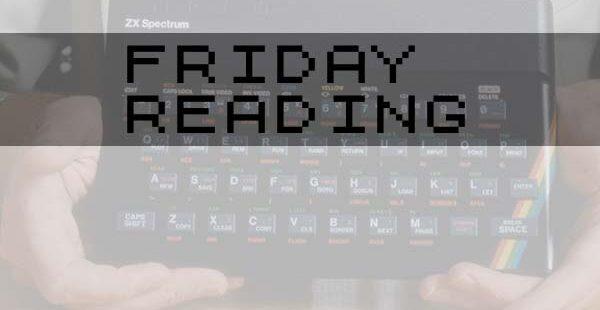 Friday Reading S12E01